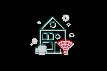 Alarmanlage im Smart Home